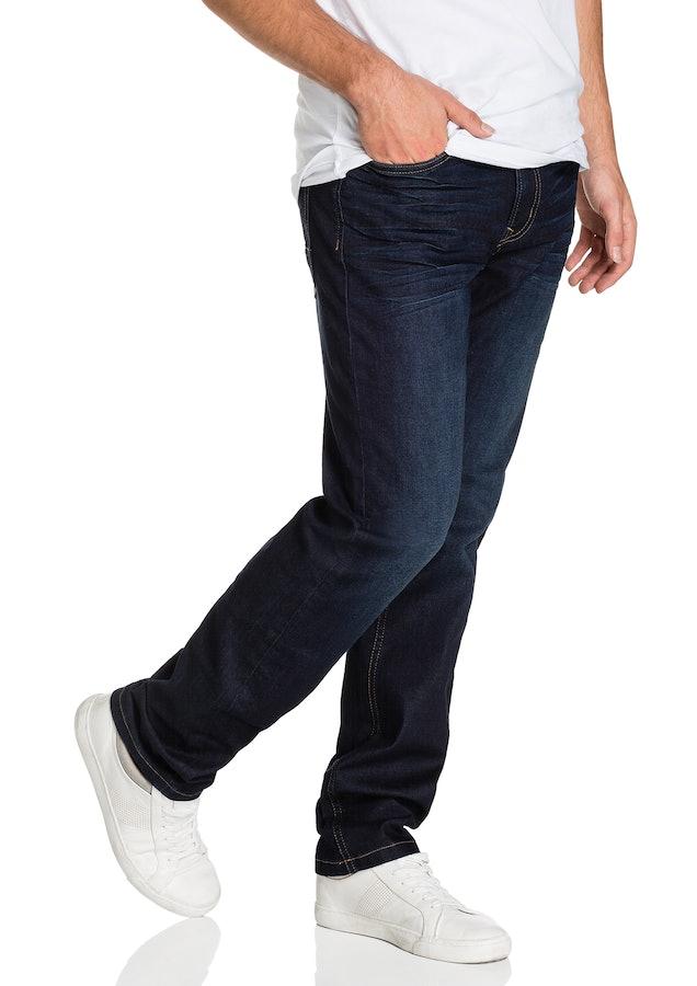 yd male yd zalman slim jean dark blue 34