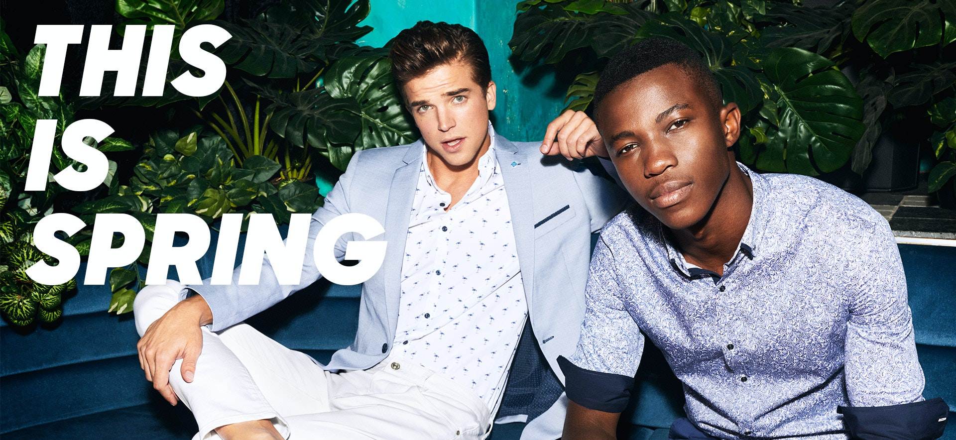 This is Spring: the yd. latest mens clothing collection campaign