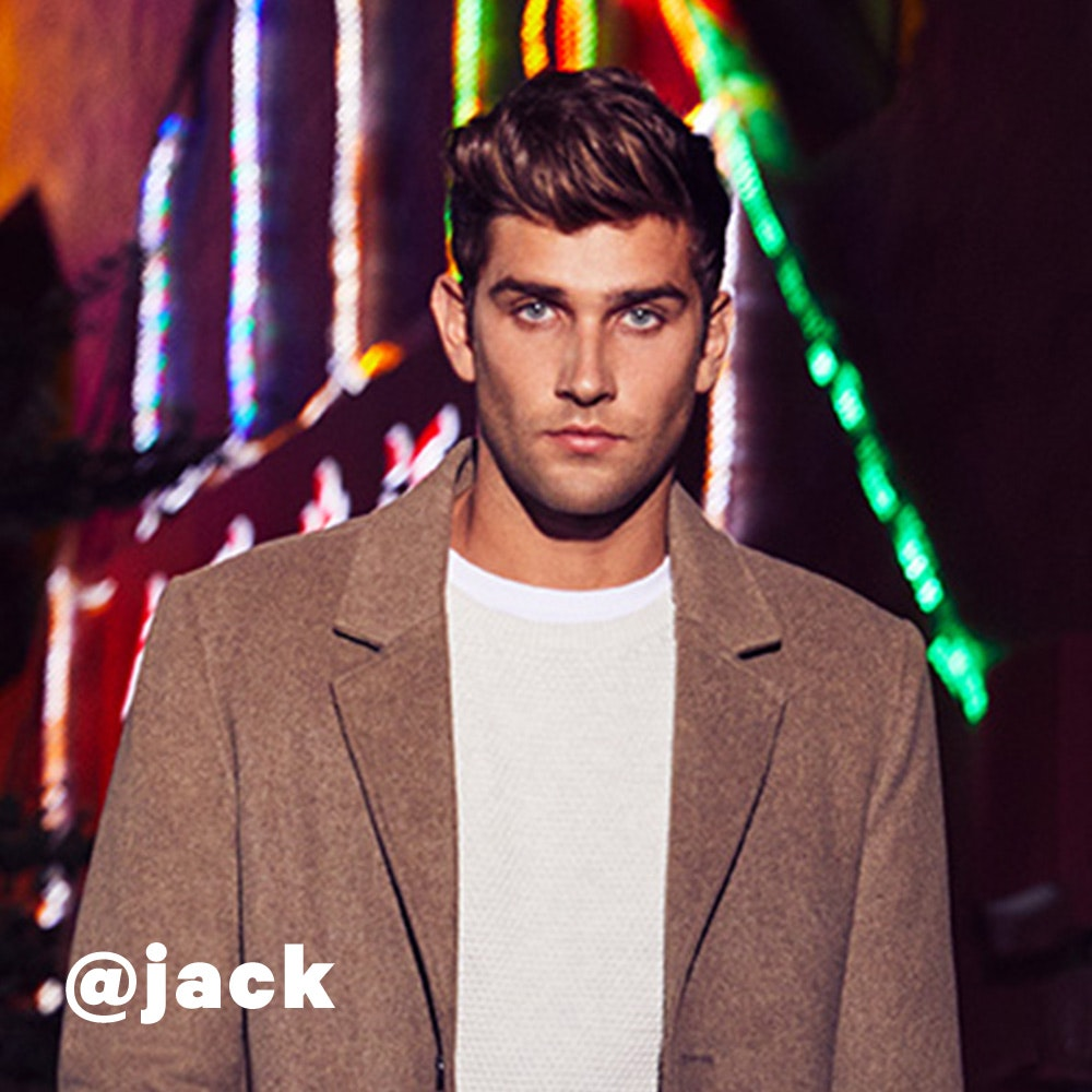 Jack in new season yd.