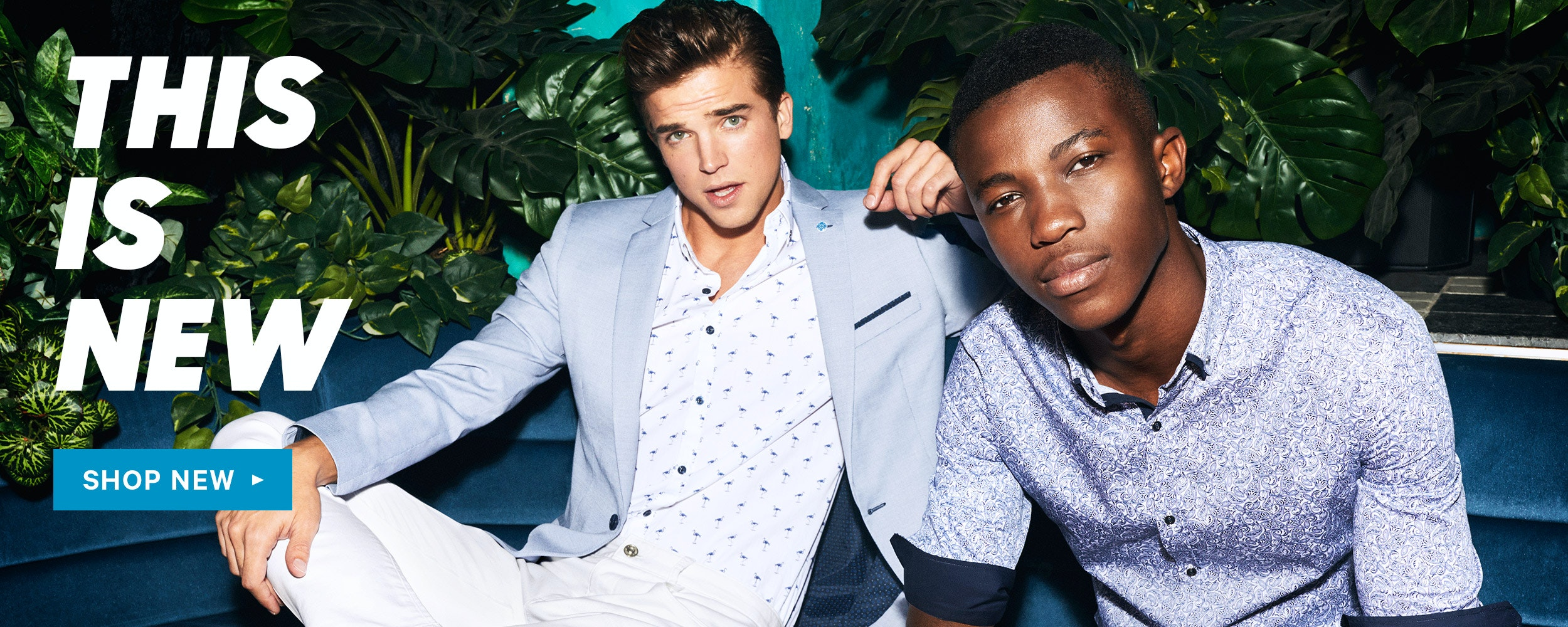 New Arrivals: check out the latest Spring men's clothing range from yd.
