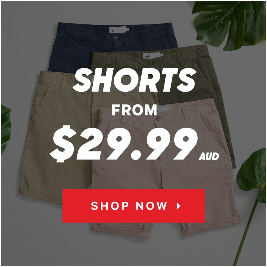 "Shop Sale Shorts""></div>