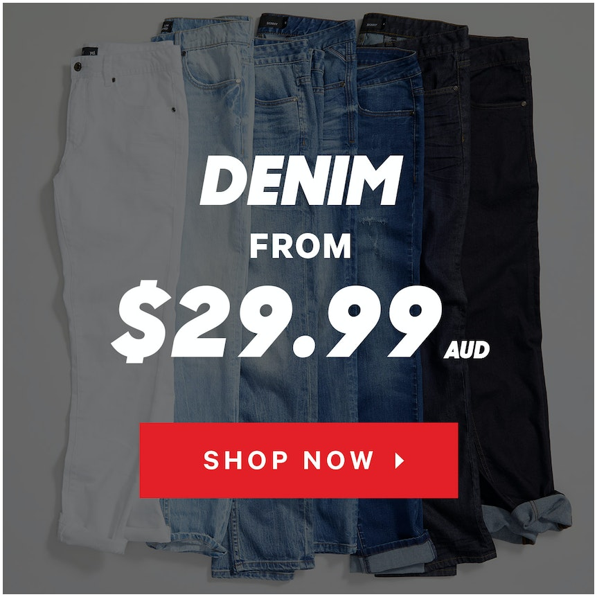Shop Sale Denim
