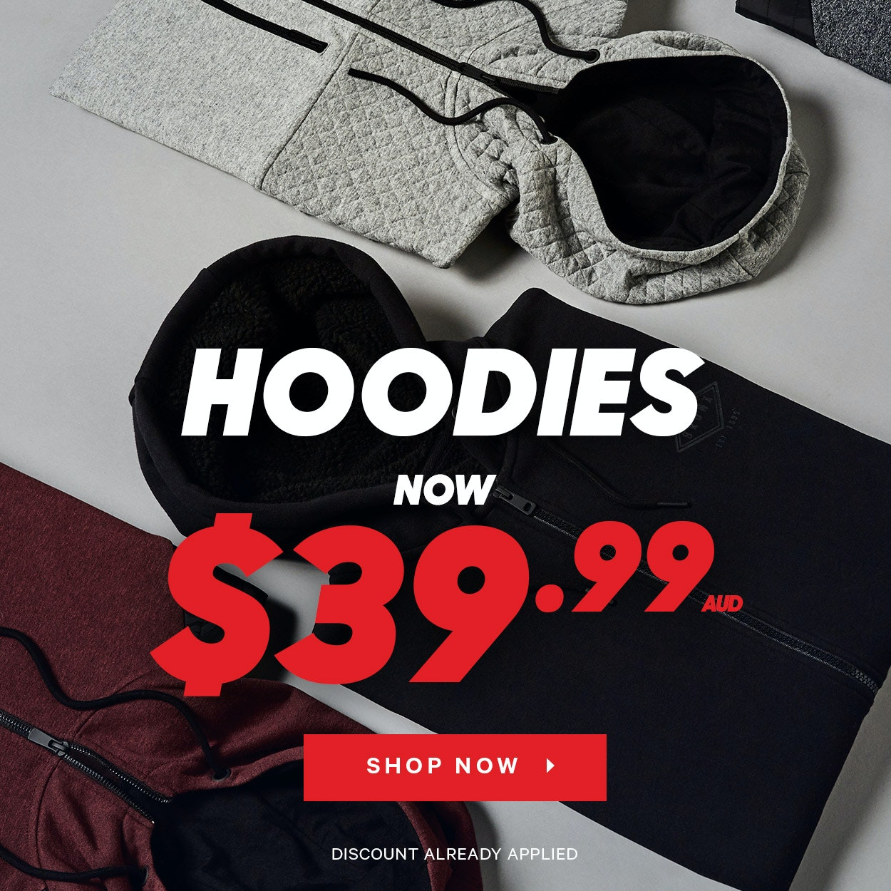 Sale Hoodies