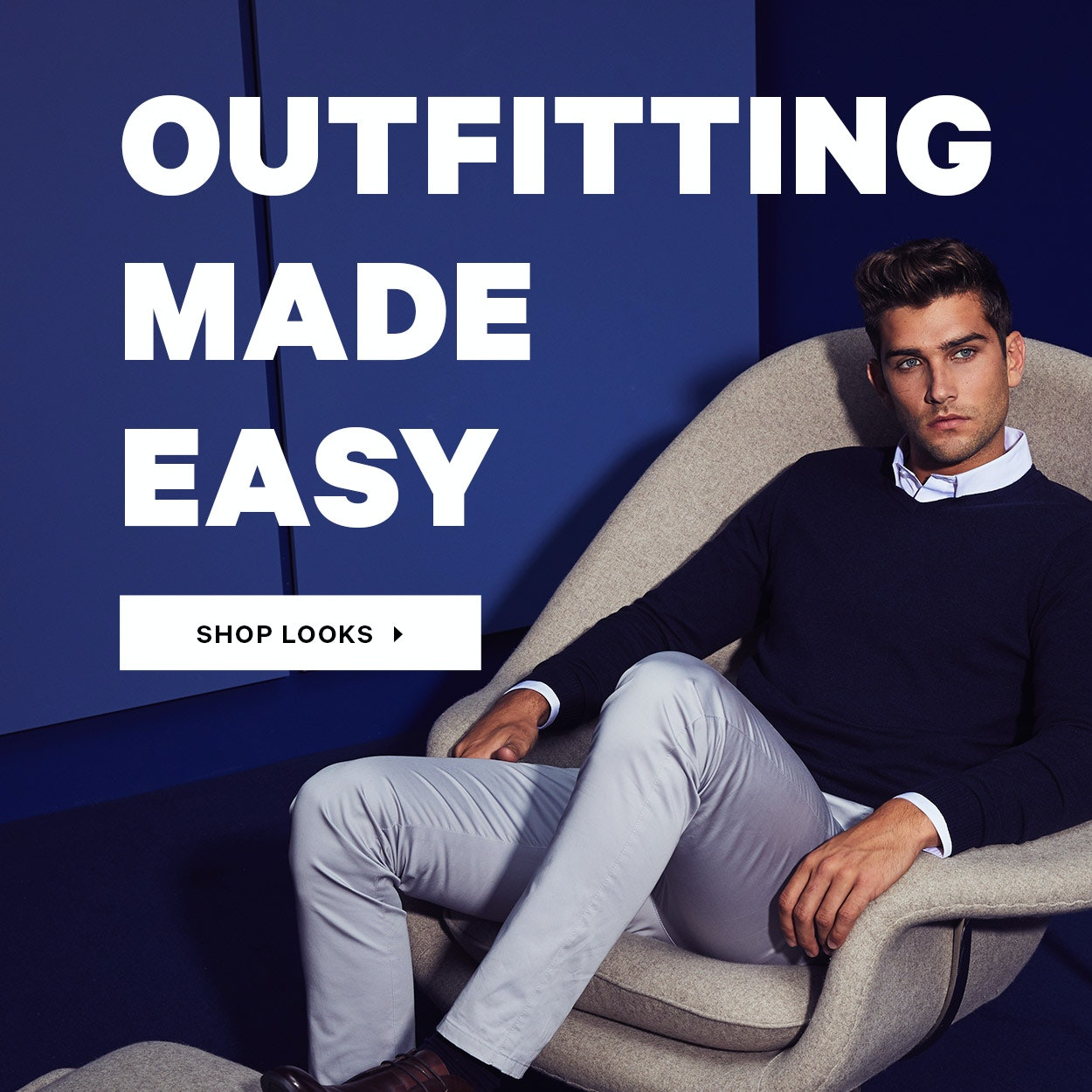 Outfitting Made Easy