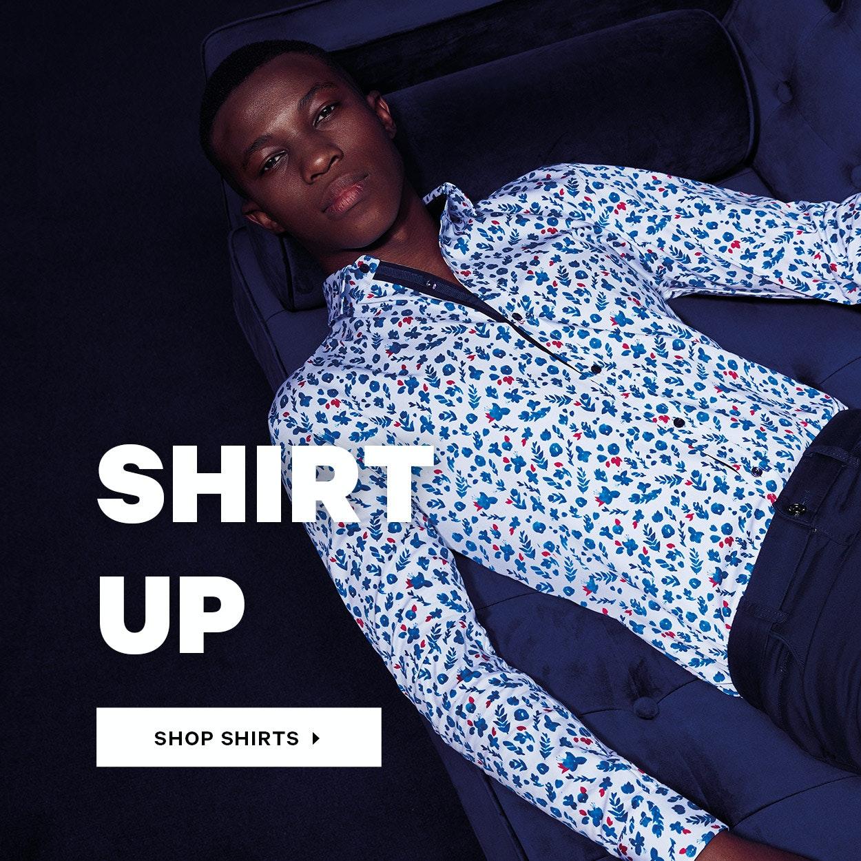 Shirt Up