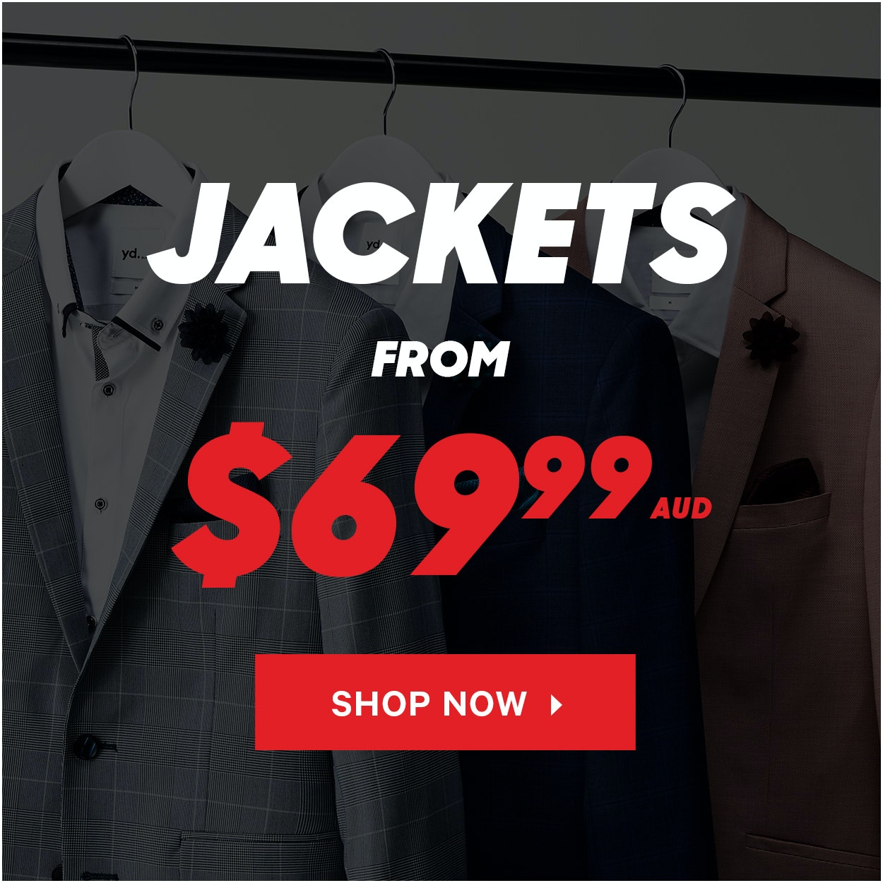 Winter Sale Jackets