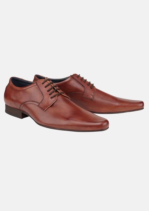 Tan Fix Dress Shoe