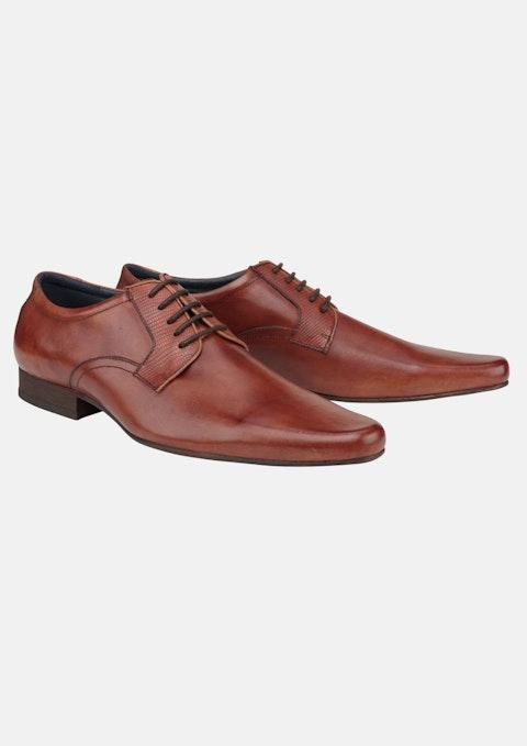 Tan Fix Dress Shoe
