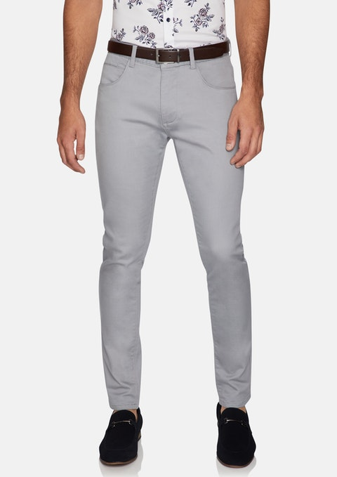 Storm  Blue Nicol Chinos