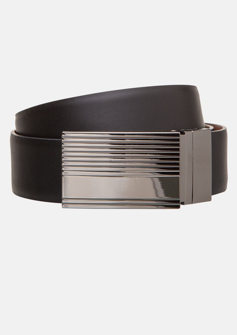 Black Pipers Dress Belt