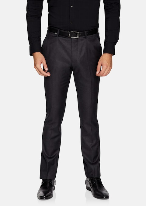 Charcoal Vermont Dress Pant-skinny