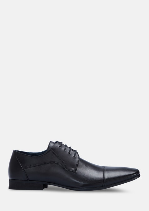 Black Garbo Dress Shoes