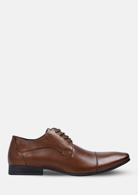 Brown Garbo Dress Shoes