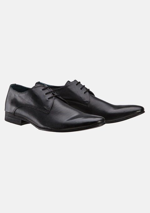 Black Shasta Dress Shoe