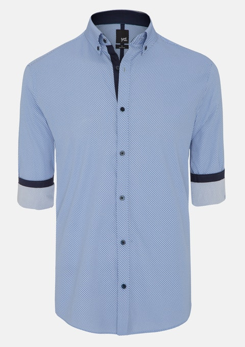 Blue Vincent Shirt
