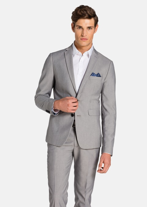 Silver Clifford Suit
