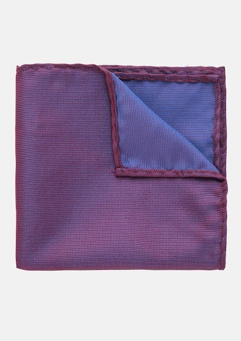 Purple Conant Pocket Square
