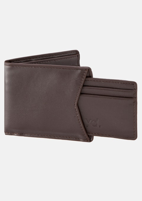 Chocolate Multi Use Wallet