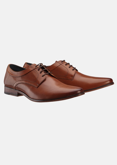 Tan Harvey Dress Shoe