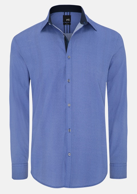Blue Keene Shirt