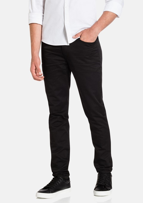 Black Bridger Chino