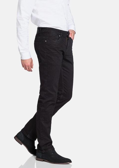 Black Paria Slim Jean