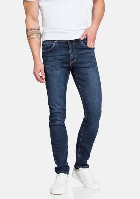 Dark Blue Brienne Skinny Jean