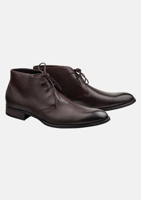 Brown Williams Boot