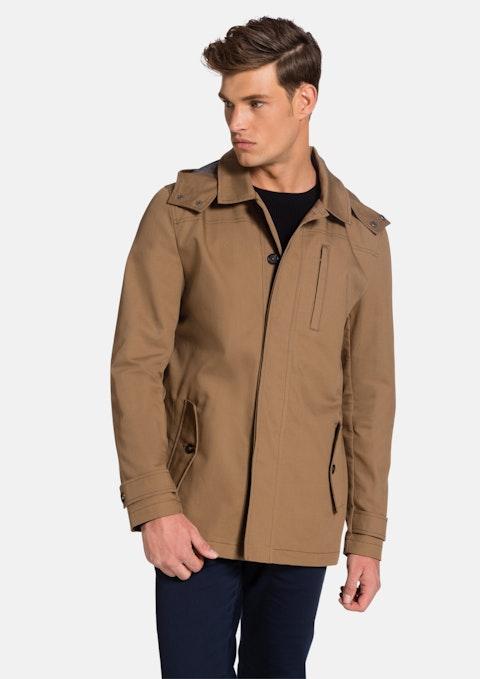 Camel Dario Dress Jacket