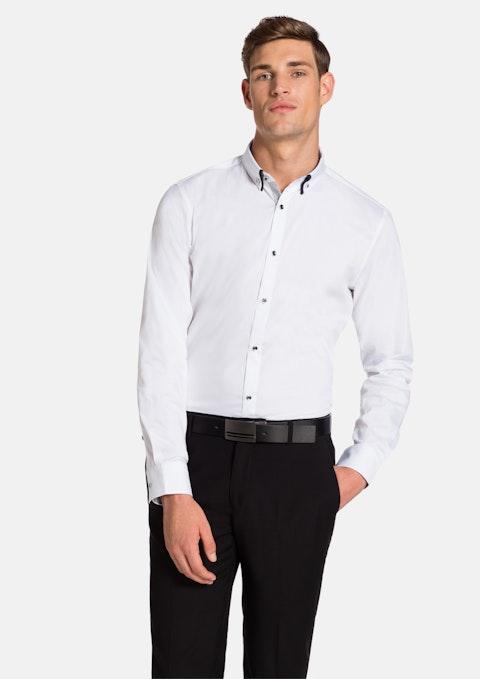 White Fresnaye Slim Fit Shirt