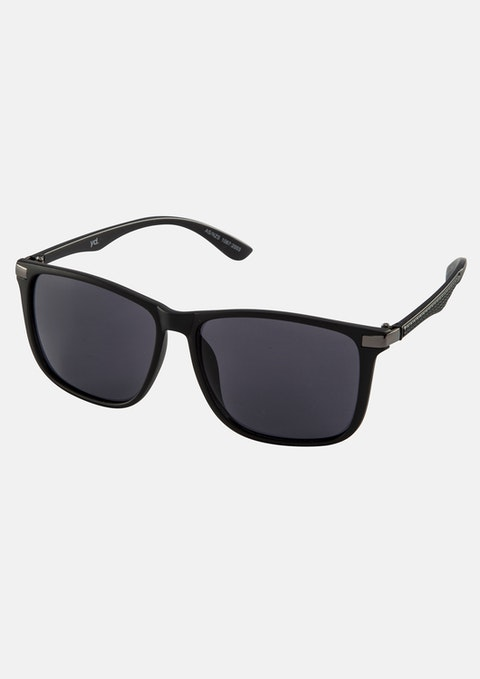 Black Wolfman Sunglasses