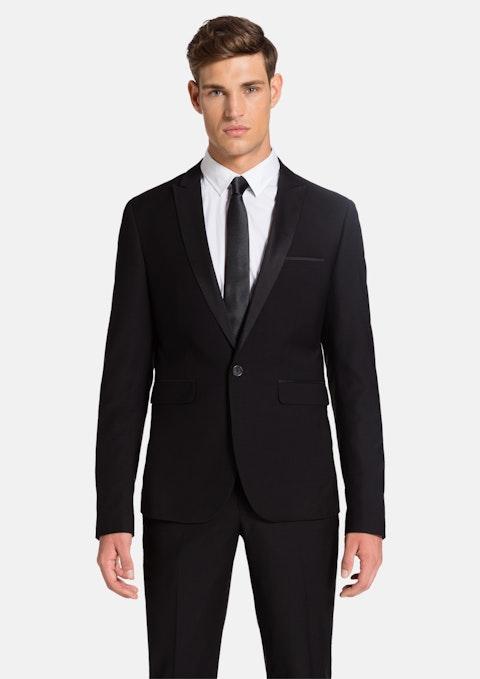 Black Seth Skinny Suit