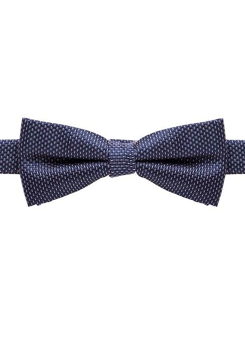 Blue Brewster Bow Tie