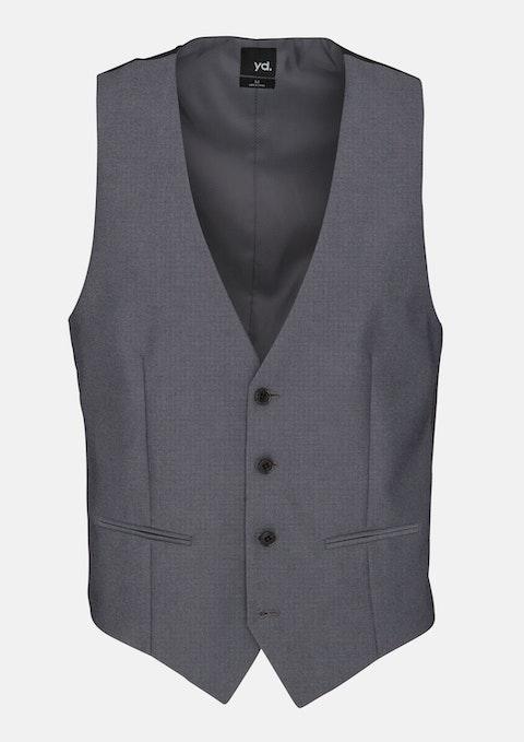 Charcoal Rone Waistcoat