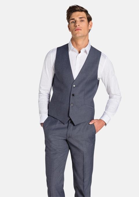Blue Myles Waistcoat