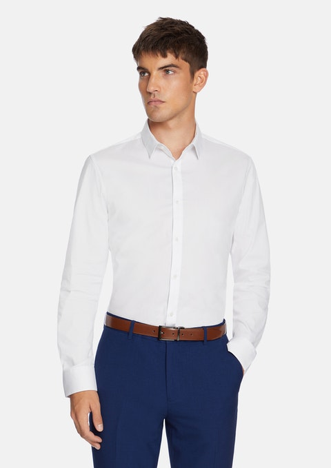 White White Legend Dress Shirt