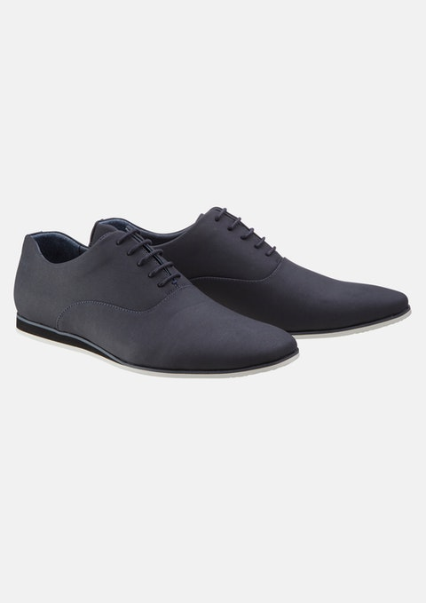 Oxford Blue Nelson Casual Shoe