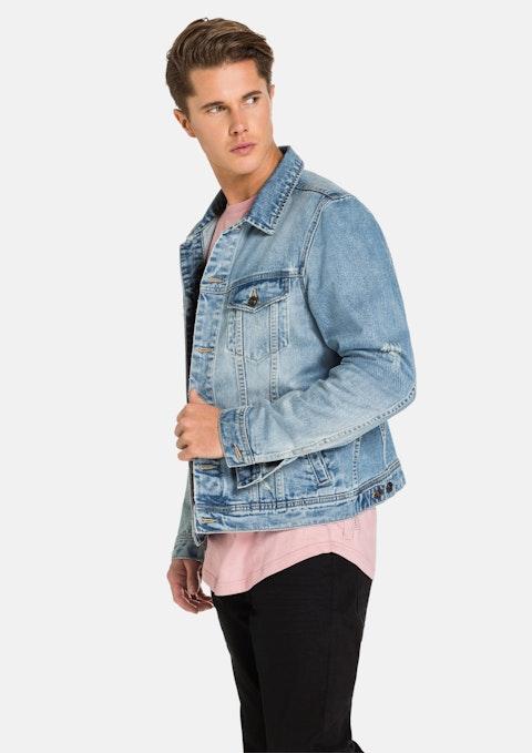 Blue Girona Denim Jacket