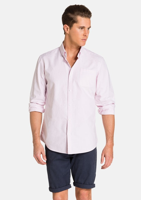 Light Pink Hamptons Shirt