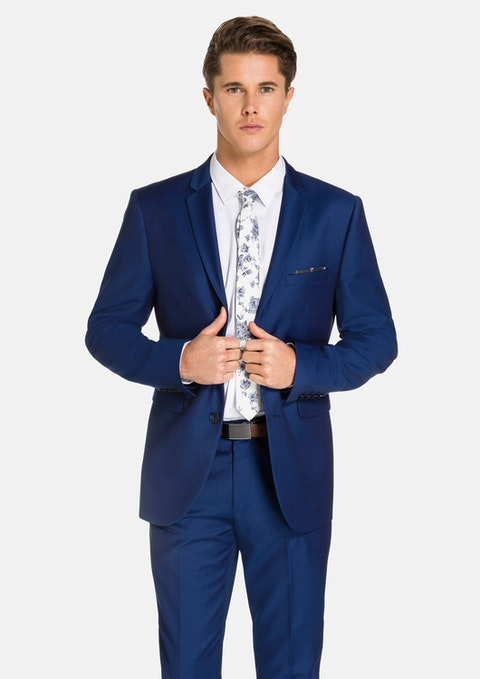 Blue Prince Skinny Suit