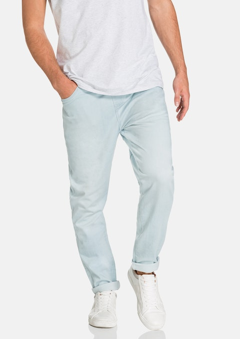 Ice Blue Tribe Chino