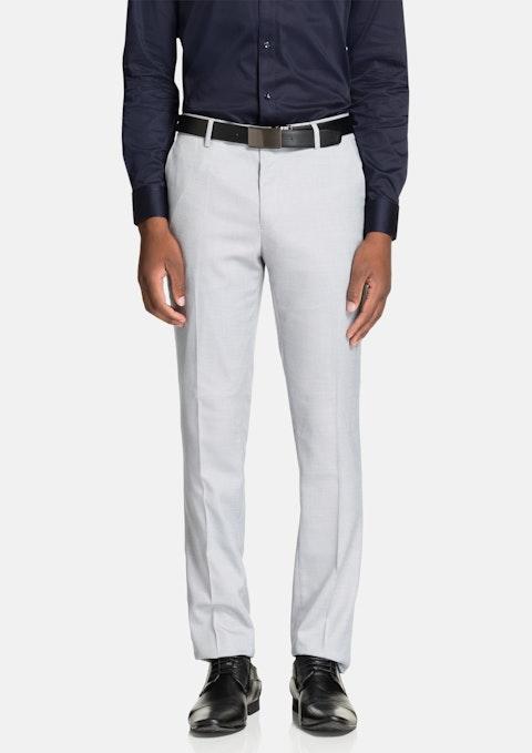 Light Grey Hoxton Skinny Dress Pants
