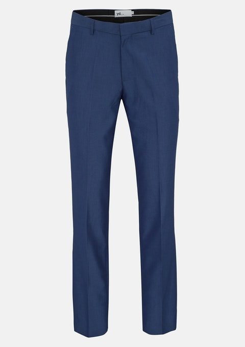 Blue Beamer Slim Dress Pant