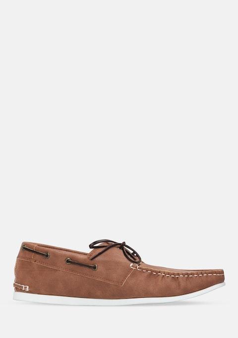 Camel Jack Boat Shoe
