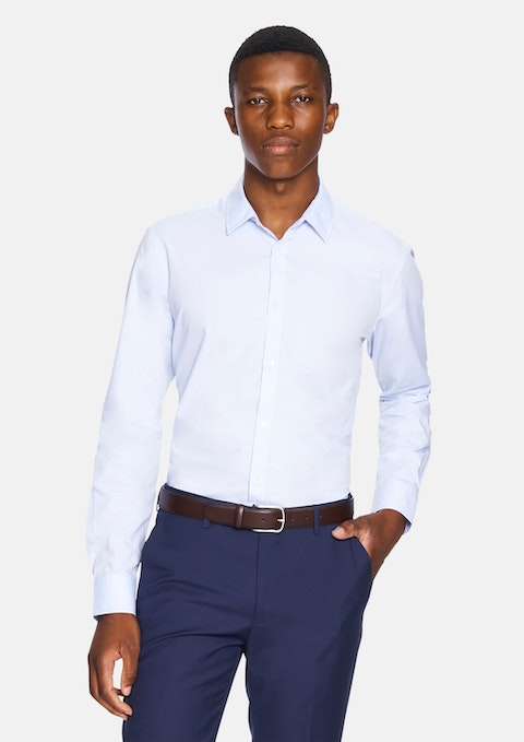 Sky Largo Slim Fit Dress Shirt