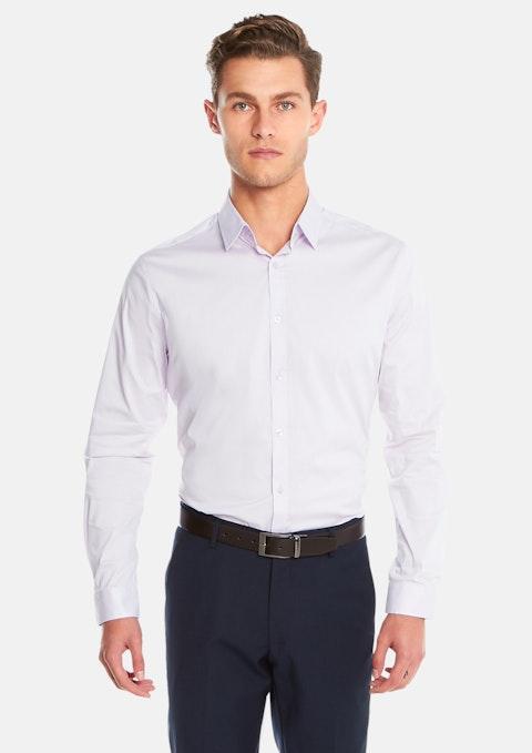 Lilac Largo Slim Fit Dress Shirt