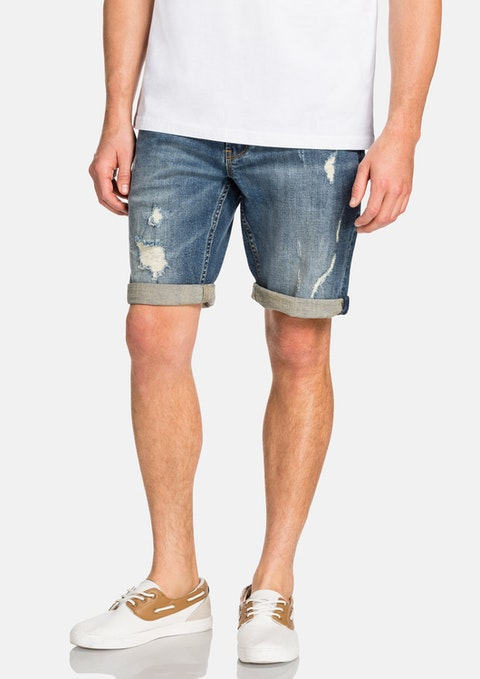 Denim Henshall Short