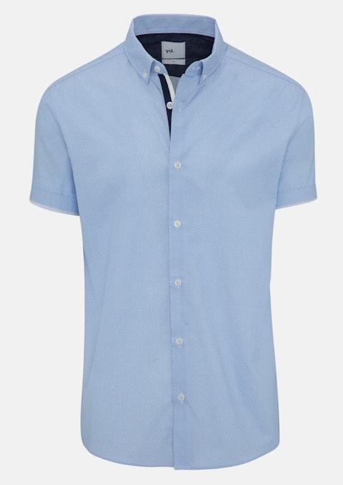 Sky Blue Anton S/s Shirt
