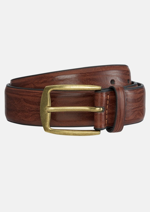 Brown Hawk Belt