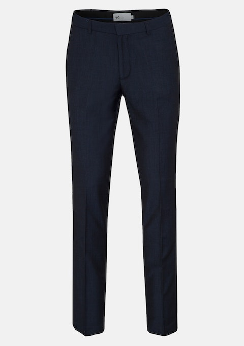 Dark Blue Rothchild Skinny Dress Pant